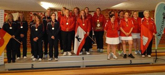 Bohle Länderpokal 2017 Sieger Damen